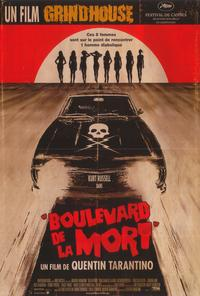 Death Proof - 27 x 40 Movie Poster - French Style A