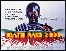 Death Race 2000 - 11 x 14 Movie Poster - Style A