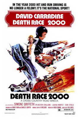 Death Race 2000 - 27 x 40 Movie Poster - Style A