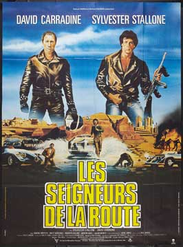 Death Race 2000 - 11 x 17 Movie Poster - French Style A