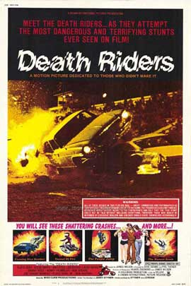 Death Riders - 27 x 40 Movie Poster - Style A