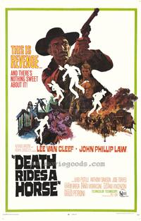Death Rides a Horse - 43 x 62 Movie Poster - Bus Shelter Style A