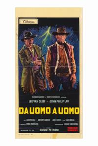 Death Rides a Horse - 27 x 40 Movie Poster - Italian Style A