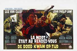 Death Rides a Horse - 11 x 17 Movie Poster - Belgian Style A