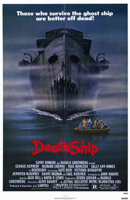 Death Ship - 11 x 17 Movie Poster - Style A