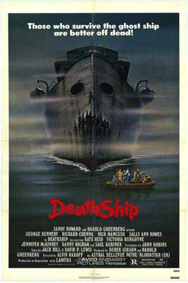 Death Ship - 27 x 40 Movie Poster - Style A