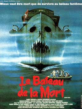 Death Ship - 11 x 17 Movie Poster - French Style A