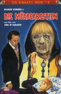 Death Smiles on a Murderer - 11 x 17 Movie Poster - German Style A