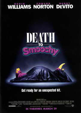 Death to Smoochy - 27 x 40 Movie Poster - Style B