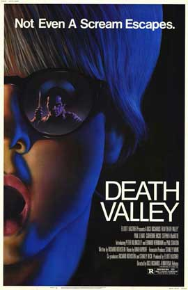 Death Valley - 11 x 17 Movie Poster - Style A