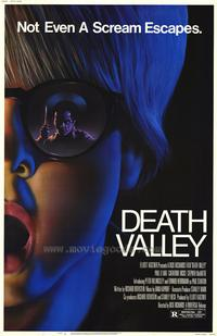 Death Valley - 27 x 40 Movie Poster - Style A