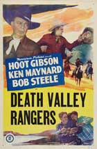 Death Valley Rangers - 27 x 40 Movie Poster - Style A
