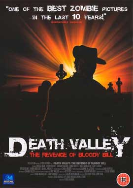 Death Valley: The Revenge of Bloody Bill - 11 x 17 Movie Poster - Style A