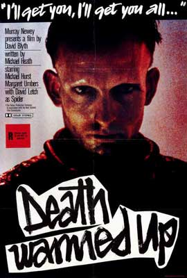 Death Warmed Up - 27 x 40 Movie Poster - Style A