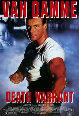 Death Warrant - 11 x 17 Movie Poster - Style A