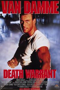 Death Warrant - 11 x 17 Movie Poster - Style B