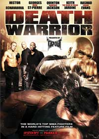 Death Warrior - 11 x 17 Movie Poster - Style A