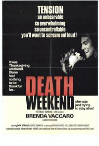 Death Weekend - 27 x 40 Movie Poster - Style A