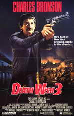 Death Wish 3 - 11 x 17 Movie Poster - Style A