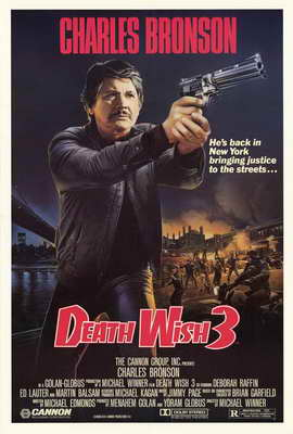 Death Wish 3 - 27 x 40 Movie Poster - Style A