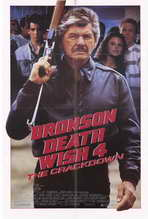 Death Wish 4: The Crackdown - 27 x 40 Movie Poster - Style A