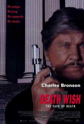 Death Wish 5: The Face of Death - 27 x 40 Movie Poster - Style A