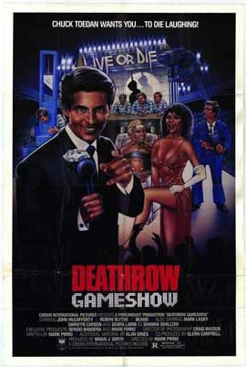 Deathrow Gameshow - 11 x 17 Movie Poster - Style A