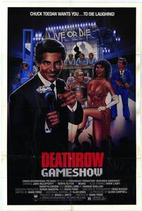 Deathrow Gameshow - 27 x 40 Movie Poster - Style A