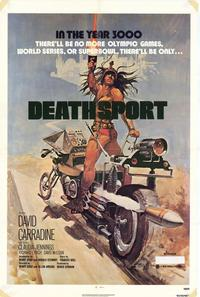 Death Sport - 11 x 17 Movie Poster - Style A