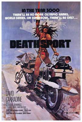 Death Sport - 27 x 40 Movie Poster - Style A