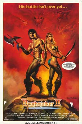 Deathstalker II - 27 x 40 Movie Poster - Style A