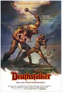 Deathstalker - 43 x 62 Movie Poster - Bus Shelter Style A