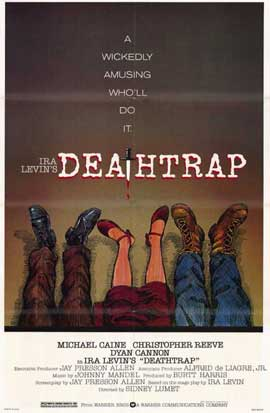 Deathtrap - 11 x 17 Movie Poster - Style A