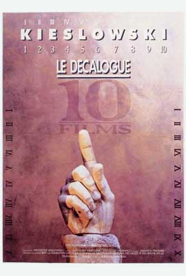 Decalogue - 27 x 40 Movie Poster - Foreign - Style A