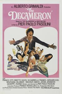 The Decameron - 11 x 17 Movie Poster - Style A
