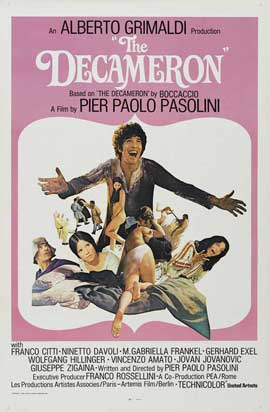 The Decameron - 27 x 40 Movie Poster - Style A