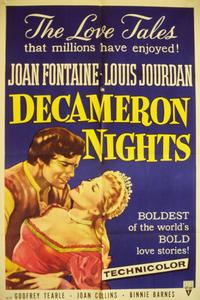 Decameron Nights - 27 x 40 Movie Poster - Style A