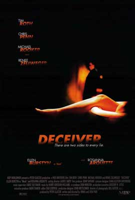 Deceiver - 11 x 17 Movie Poster - Style B