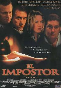 Deceiver - 11 x 17 Movie Poster - Spanish Style A