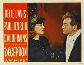 Deception - 11 x 14 Movie Poster - Style E