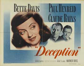 Deception - 22 x 28 Movie Poster - Style A