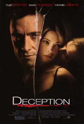 Deception - 27 x 40 Movie Poster - Style A