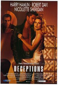 Deceptions - 27 x 40 Movie Poster - Style A