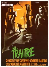 Decision Before Dawn - 27 x 40 Movie Poster - French Style A