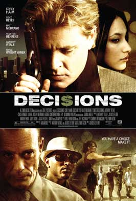Decisions - 43 x 62 Movie Poster - Bus Shelter Style A