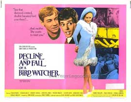 Decline and Fall of a Bird Watcher - 11 x 14 Movie Poster - Style A