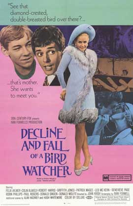 Decline and Fall of a Bird Watcher - 11 x 17 Movie Poster - Style A