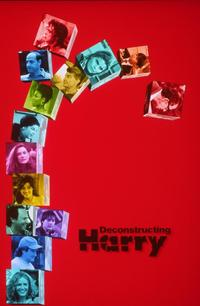 Deconstructing Harry - 11 x 14 Movie Poster - Style B