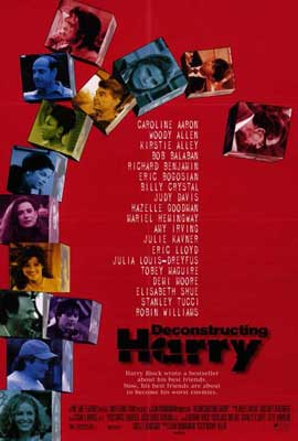 Deconstructing Harry - 27 x 40 Movie Poster - Style A