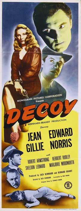 Decoy - 27 x 40 Movie Poster